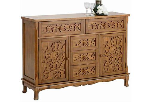 home affaire sideboard 7roomz. Black Bedroom Furniture Sets. Home Design Ideas