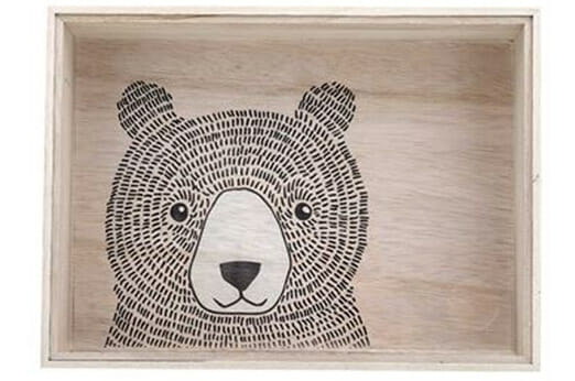 Bloomingville Aufbewahrungsbox Bär
