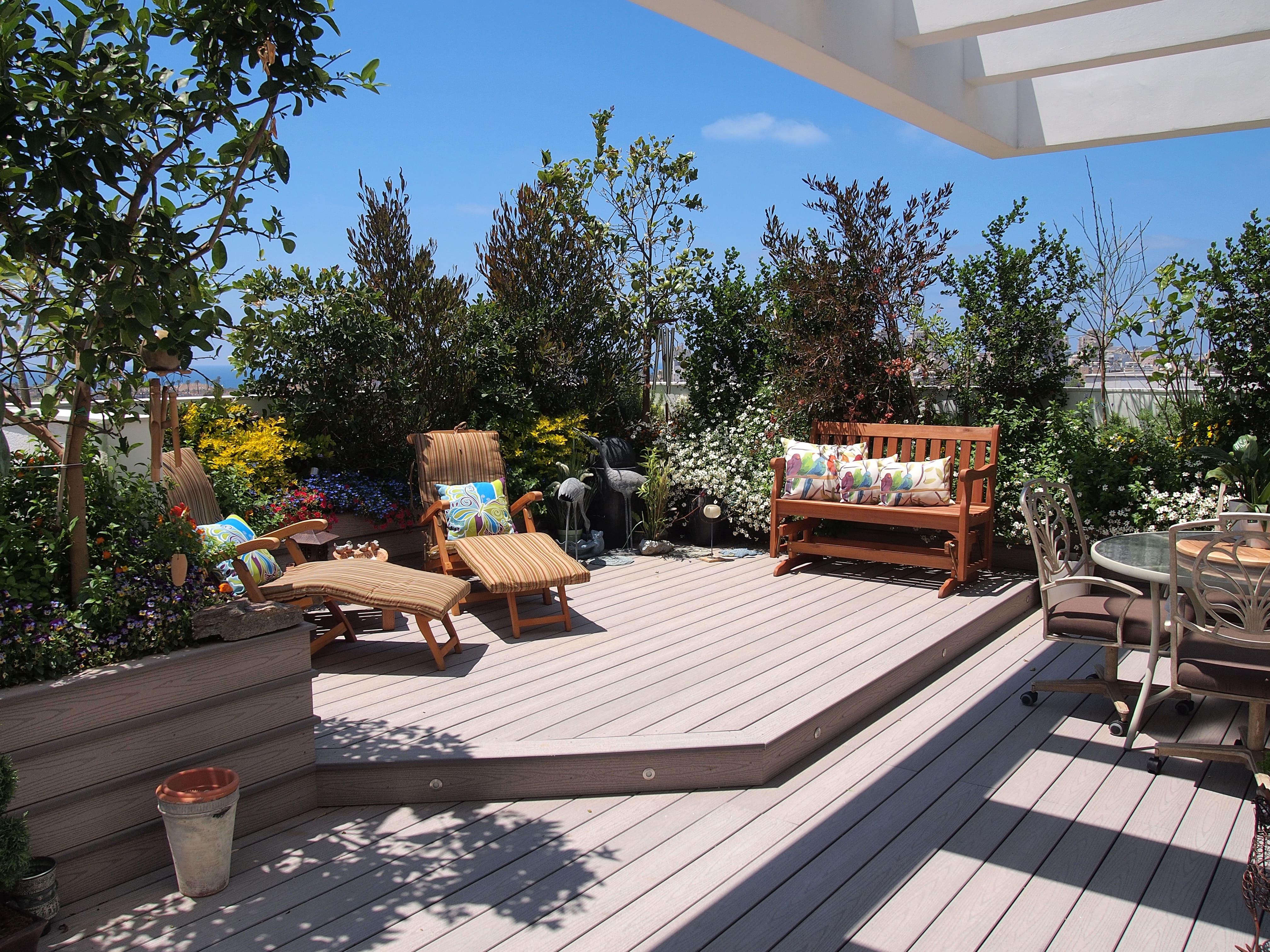 Terrassenmöbel Auswahl Vorschau