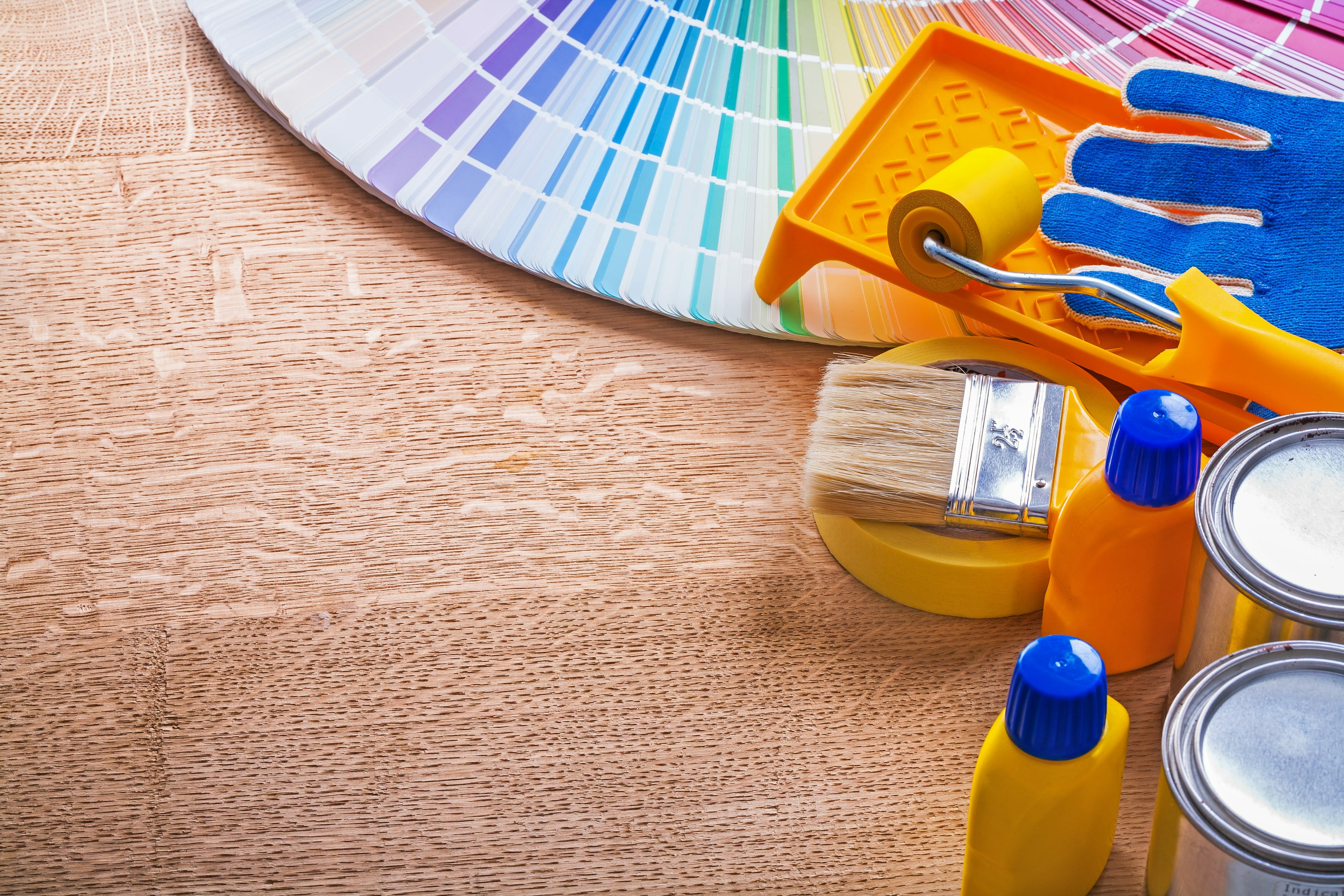 die richtige wandfarbe die beste wahl f r jeden raum 7roomz. Black Bedroom Furniture Sets. Home Design Ideas
