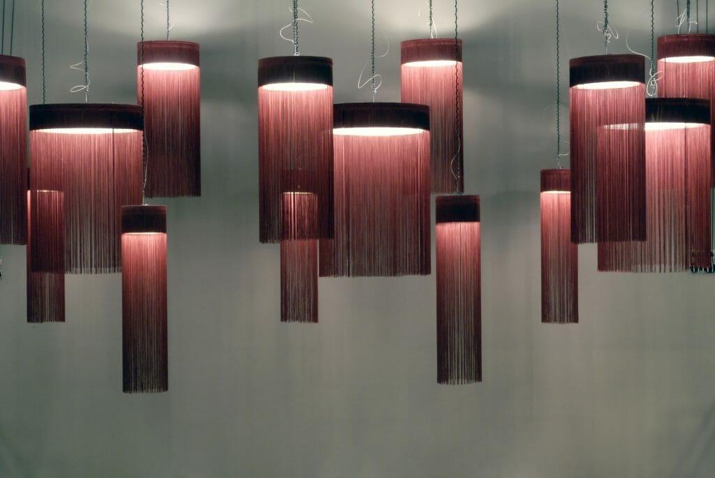 Lampe Galerie
