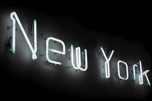 Inosign Acrylglasbild New York
