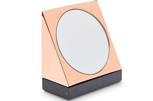 Tom Dixon Lid Wedge Spiegel