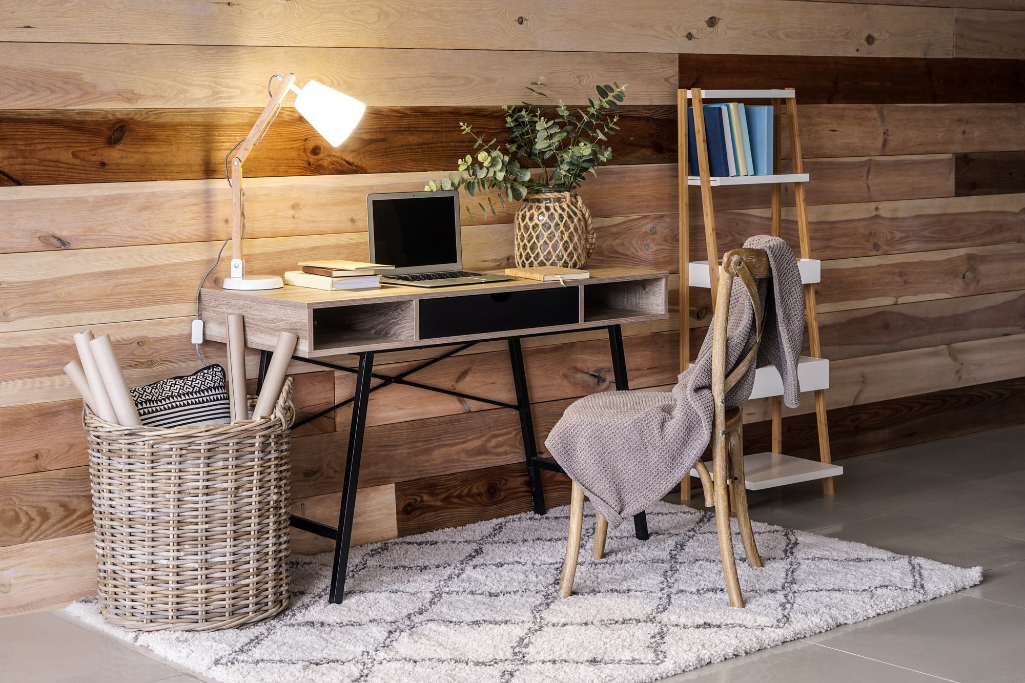 Schreibtisch Vorschau