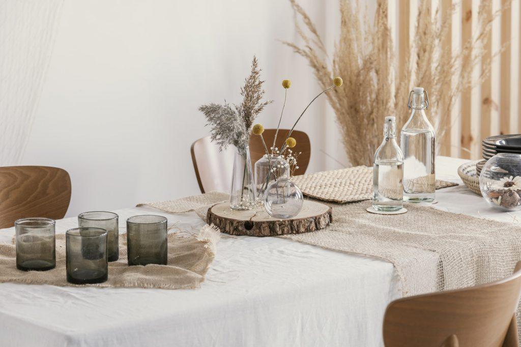 Tischdeko aus der Natur Galerie4