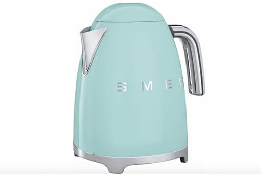 SMEG Wasserkocher 1,7 Liter Pastellgrün
