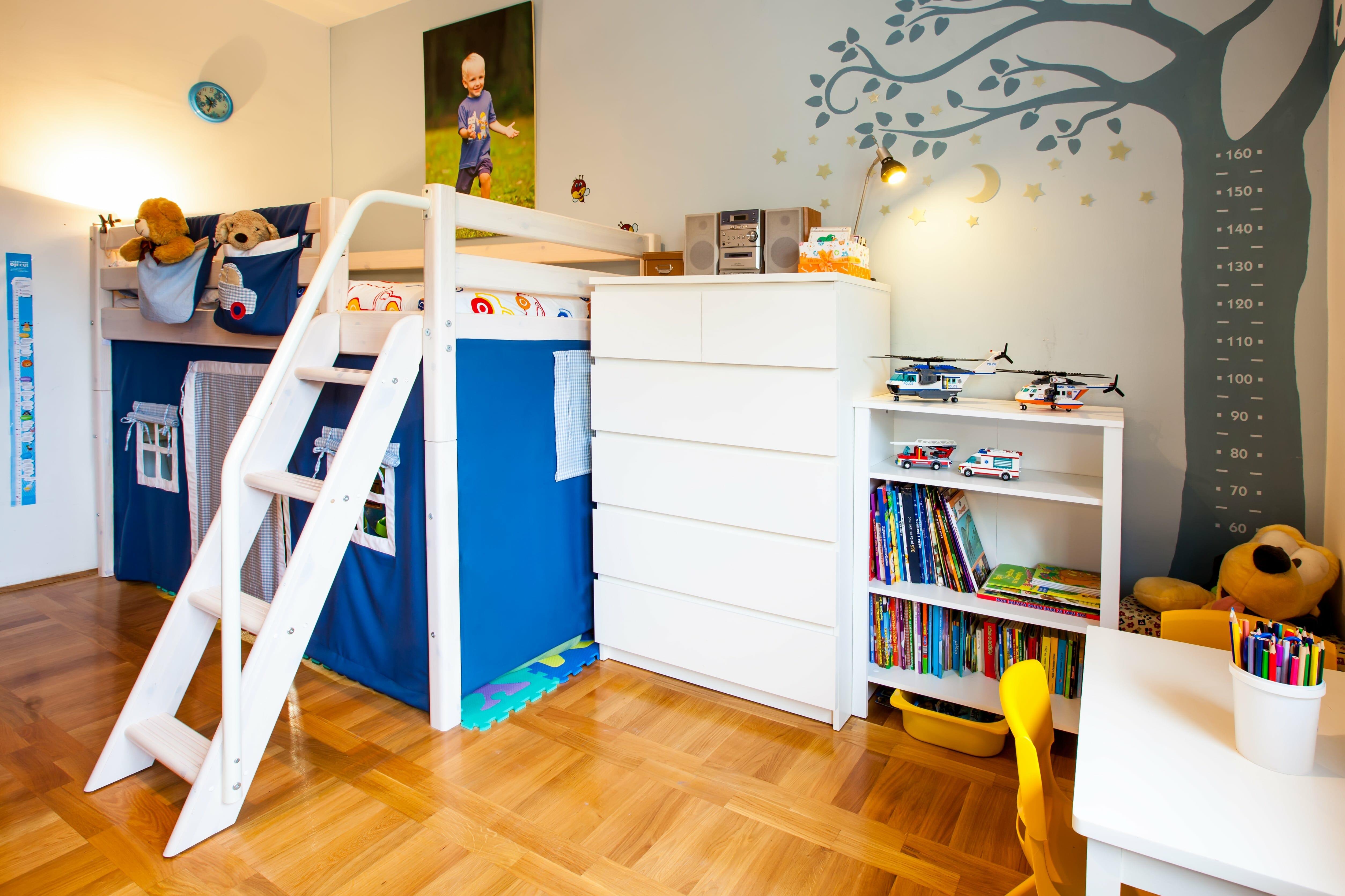 wandbilder im kinderzimmer f r jedes alter das richtige 7roomz. Black Bedroom Furniture Sets. Home Design Ideas