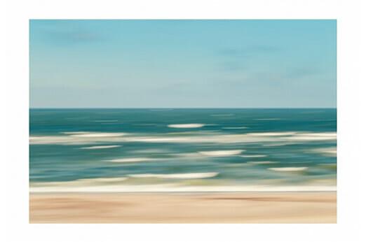 Alu-Dibond-Bild Stormy Sea