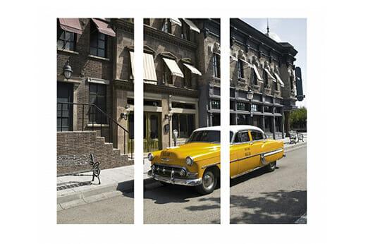 Kunstdruck Top cars III