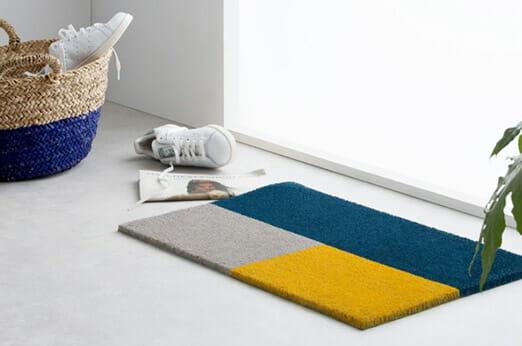 Elkan Fußmatte (45 x 75 cm)