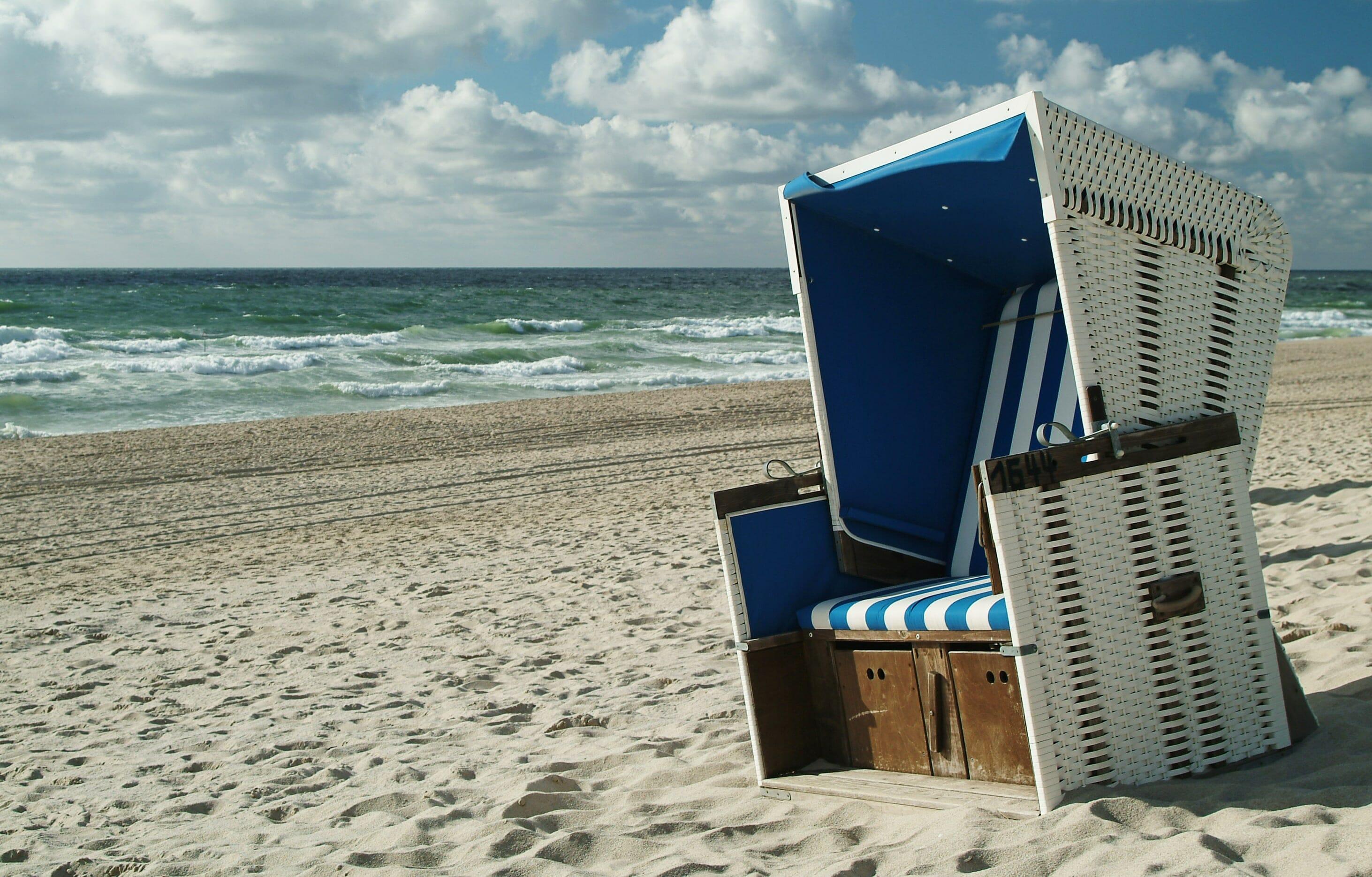 Strandkorb Vorschau