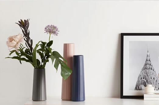 Lief große Vase