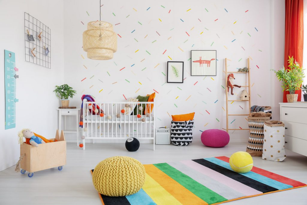 Buntes Kinderzimmer Galerie2