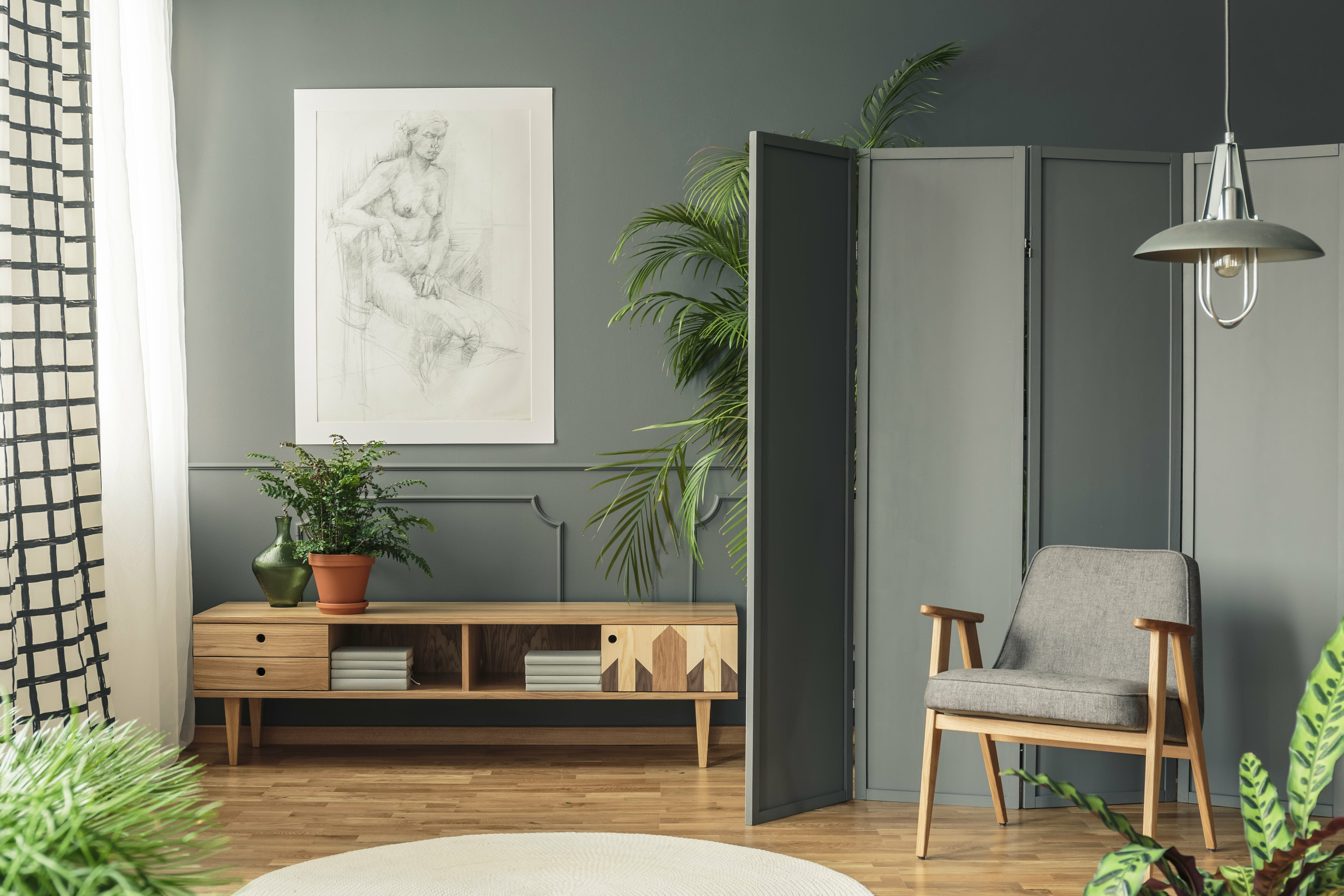 Elegante Raumteiler Vorschau