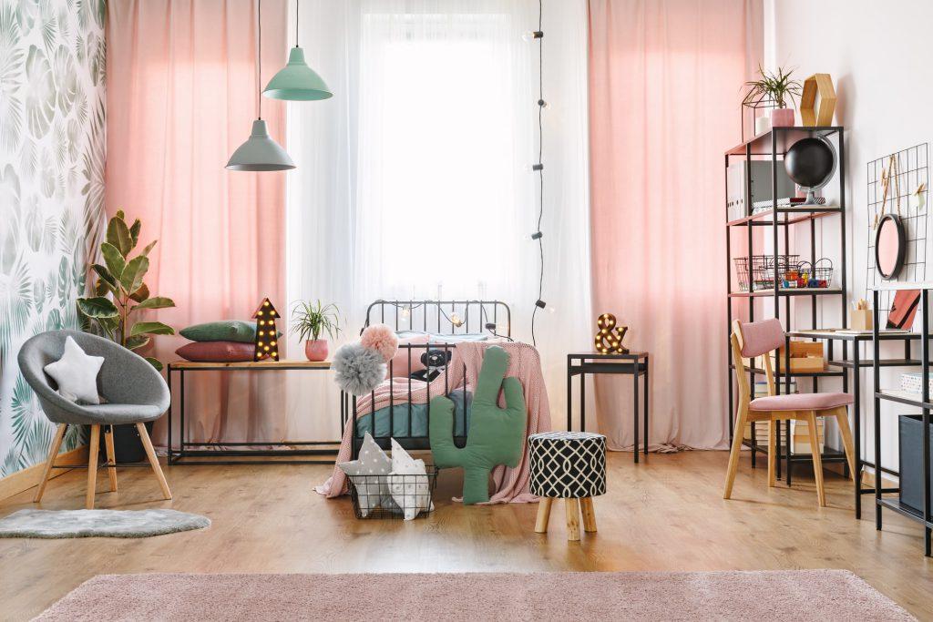 Kinderzimmer Pastell Galerie1