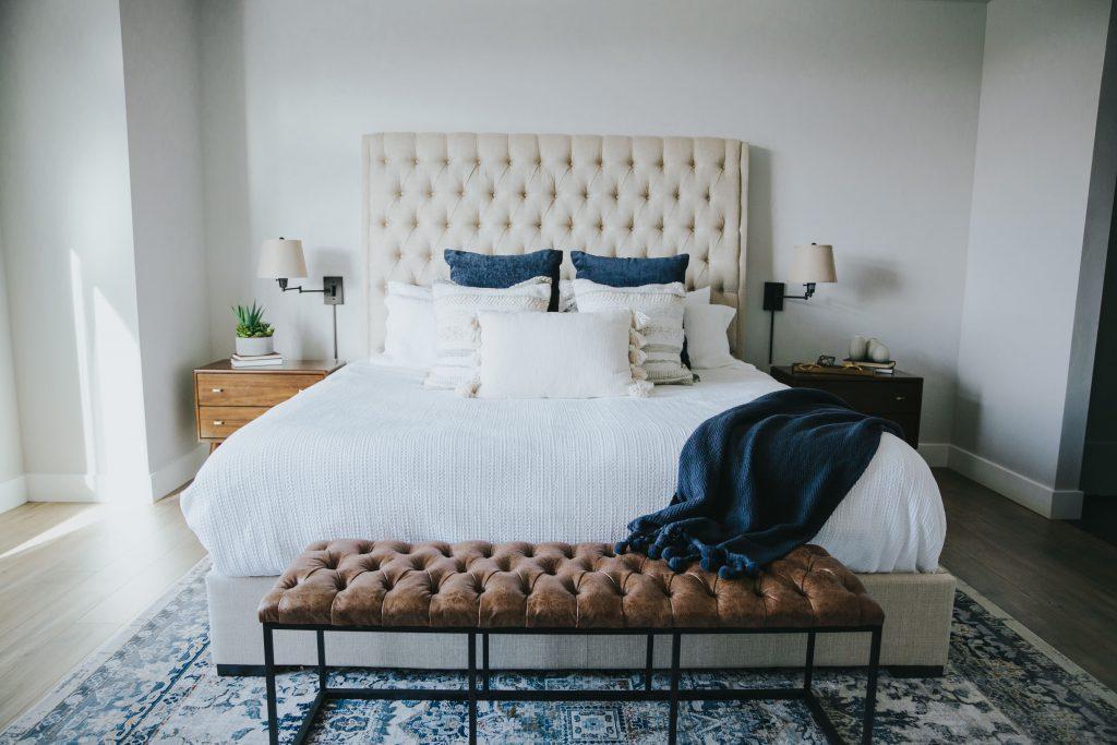 Strandhausstil Schlafzimmer