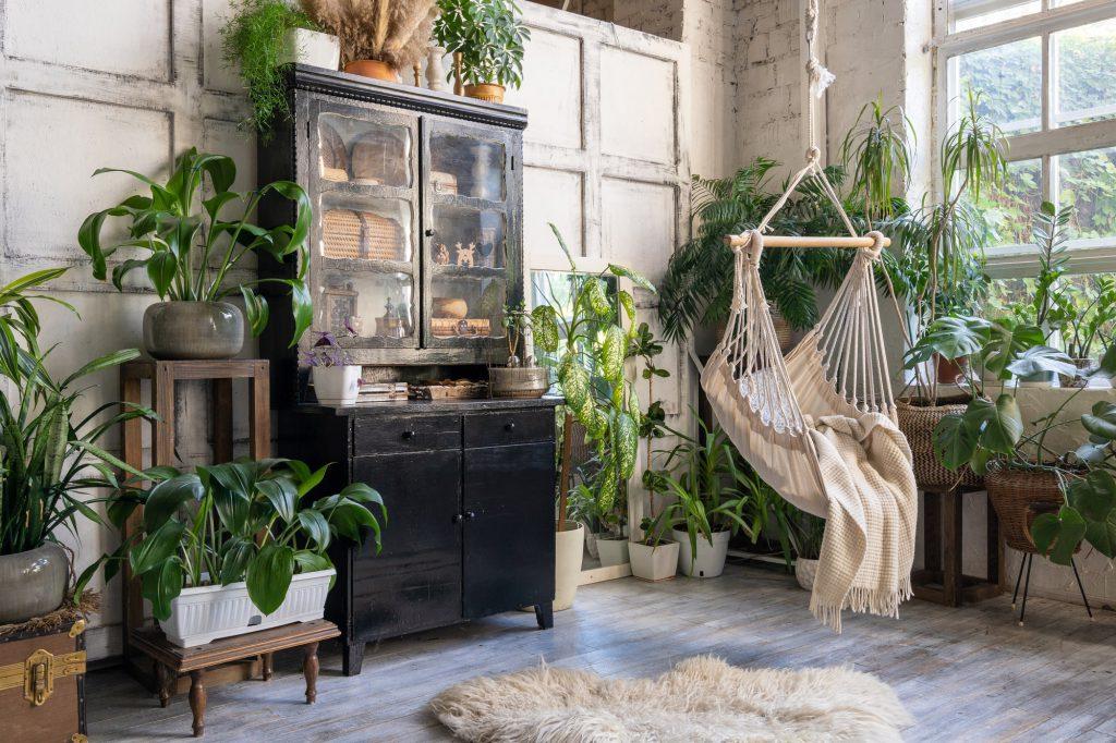 Urban Jungle Wohnzimmer Galerie1
