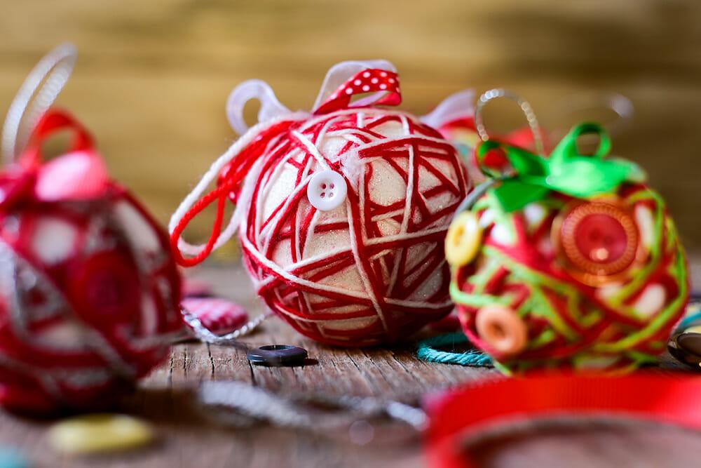 Weihnachtsdeko basteln Galerie 1