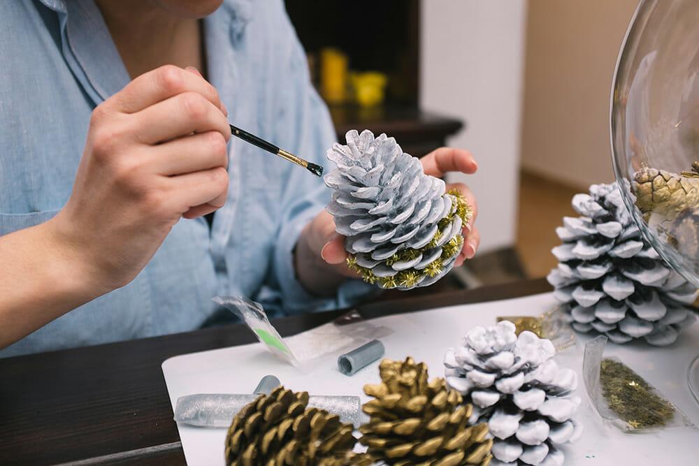 Weihnachtsdeko basteln Galerie 3