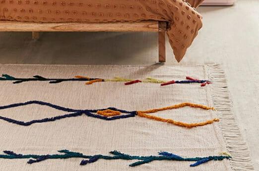 Getufteter Teppich Faiza