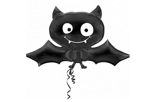 Süsse Fledermaus Luftballon Halloween