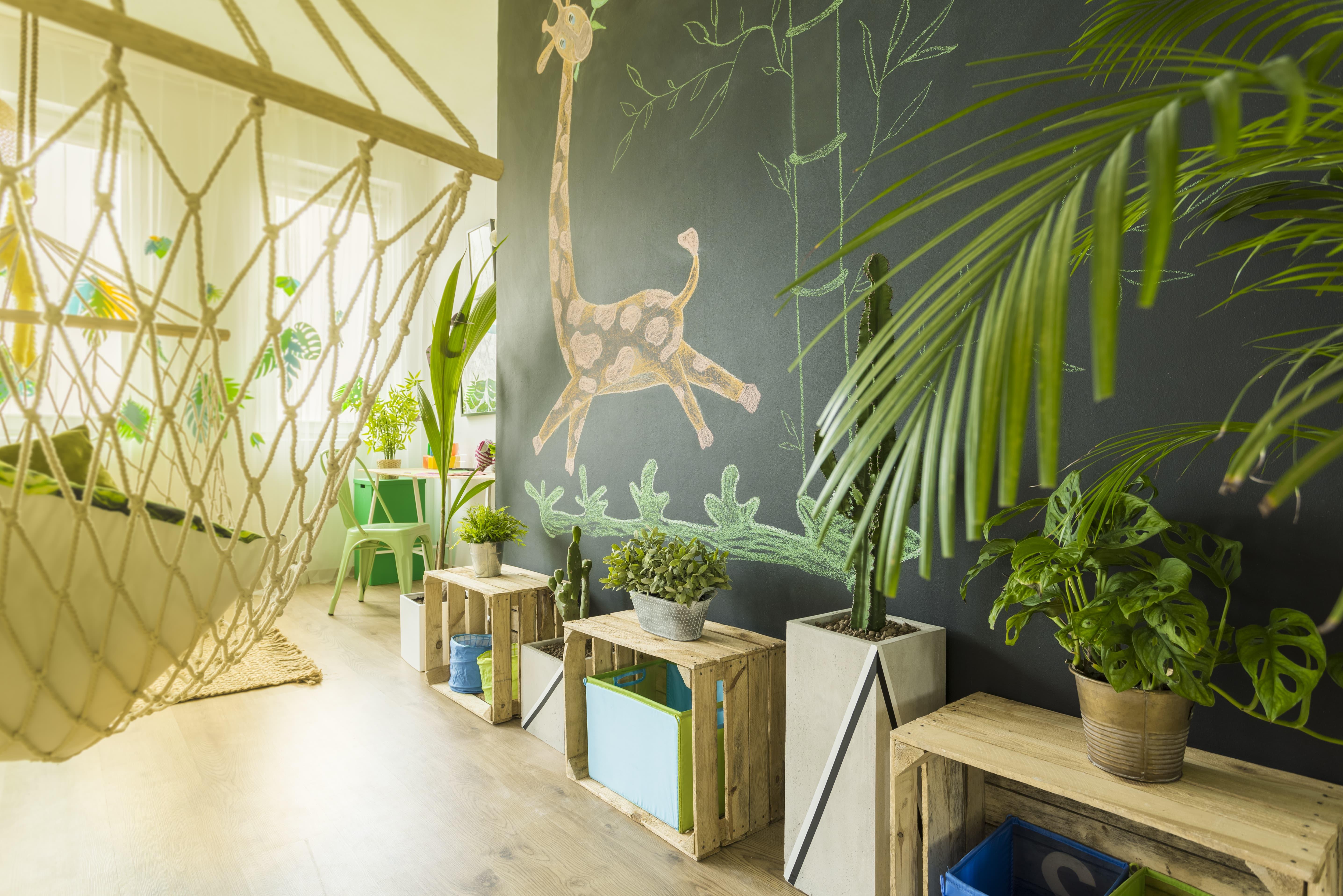 Safari Im Kinderzimmer So Lebt Dein Kind Im Dschungel 7roomz