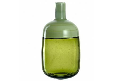 Vase Lucente IX grün