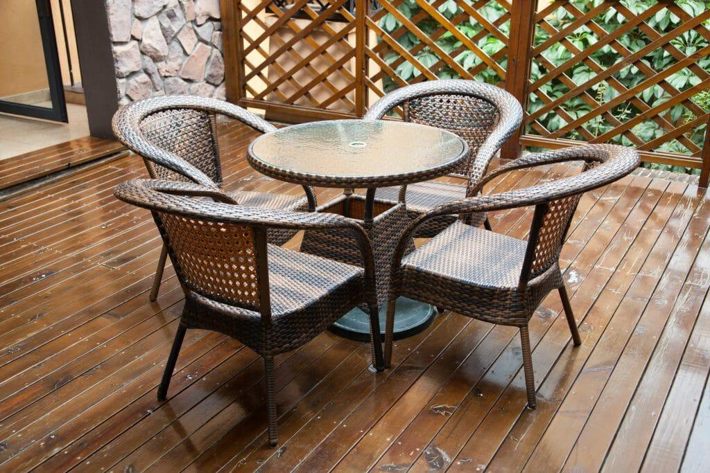 Stühle aus Geflecht Galerie 1