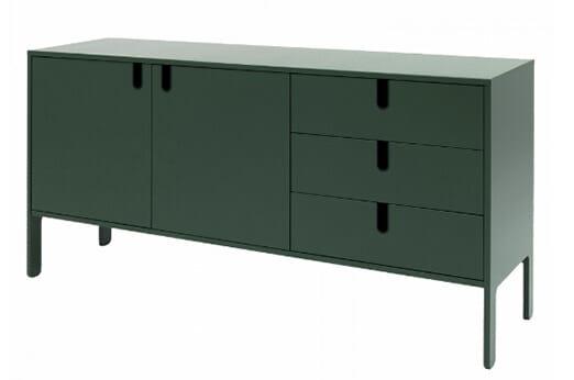 Sideboard Uno II grün