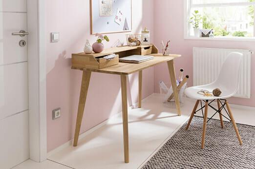 Schreibtisch Kusa natur holz