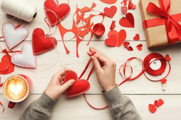 Valentinstag DIY Vorschau