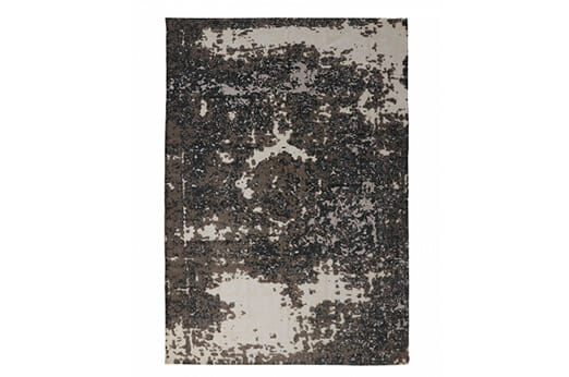 Vintage-Teppich Nibas Grau/Beige