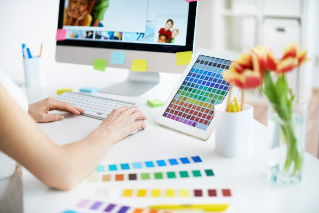 Pantone Farben Galerie 1