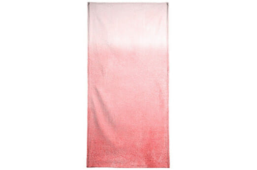 Handtuch Fading Coral rosa
