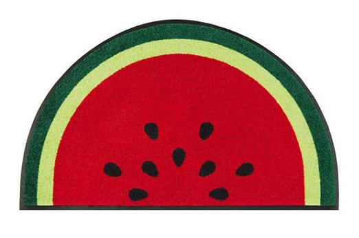Fußmatte Melone Grün Früchte