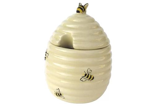350 ml Aufbewahrungsglas Honey Bees