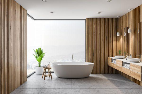 Badezimmer African stil Vorschau