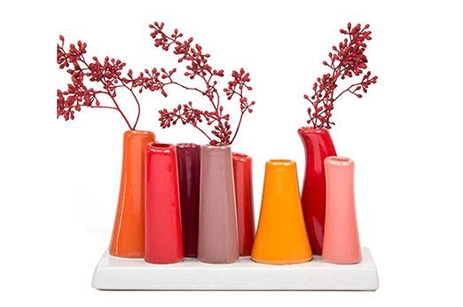 Keramik Blume Vase