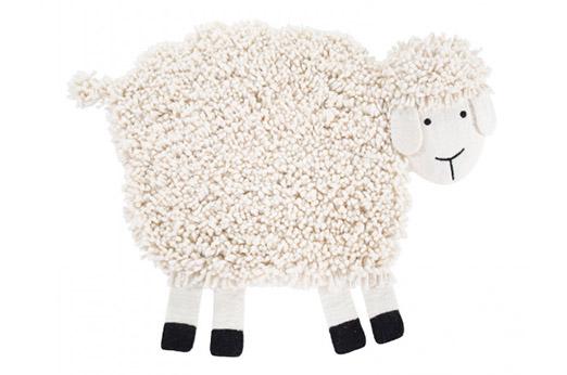 Kinderteppich Emma das Schaf