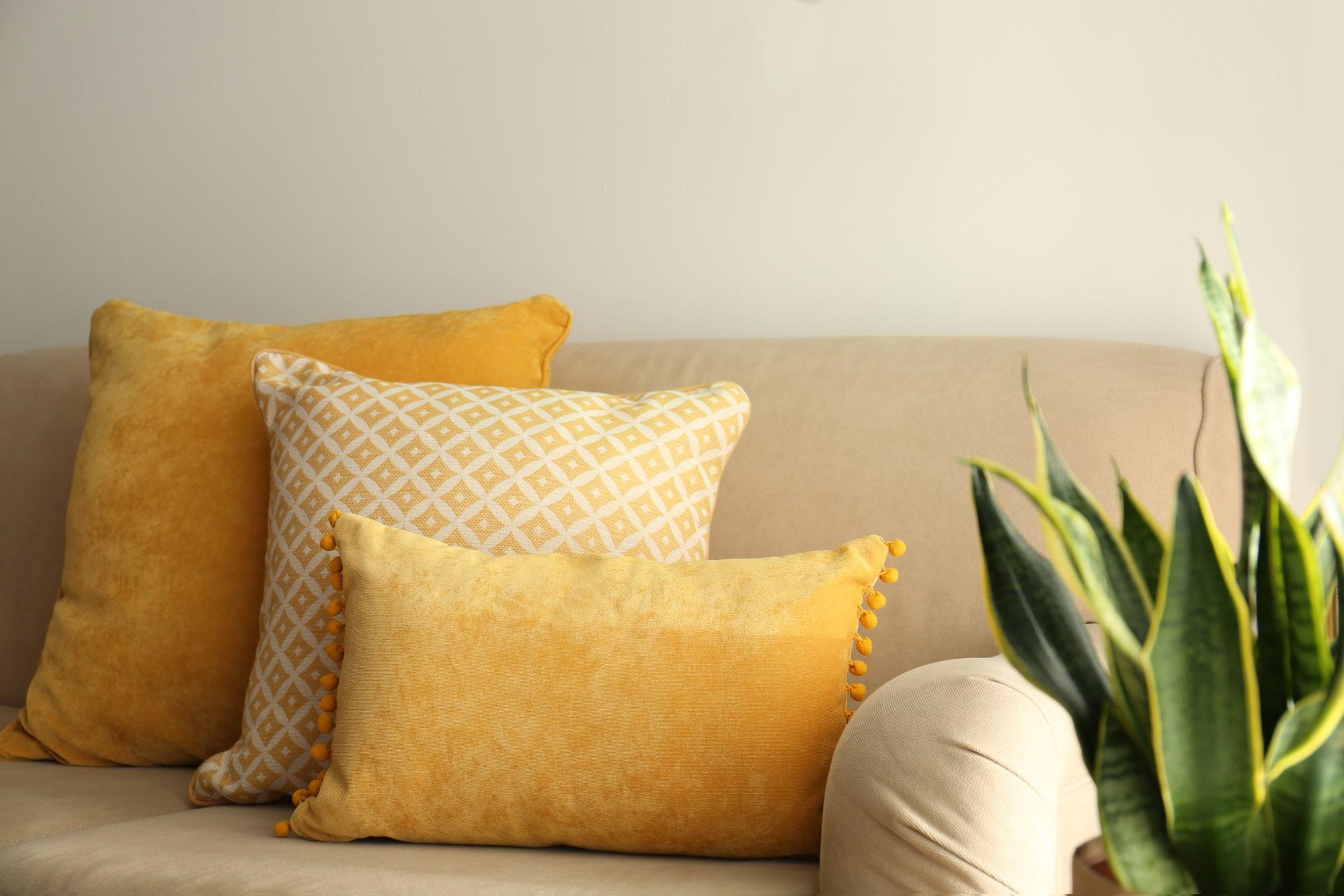 Warmes Gelb kombinieren Vorschau
