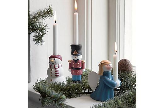 Kähler Christmas Porzellanfigur Zinnsoldat