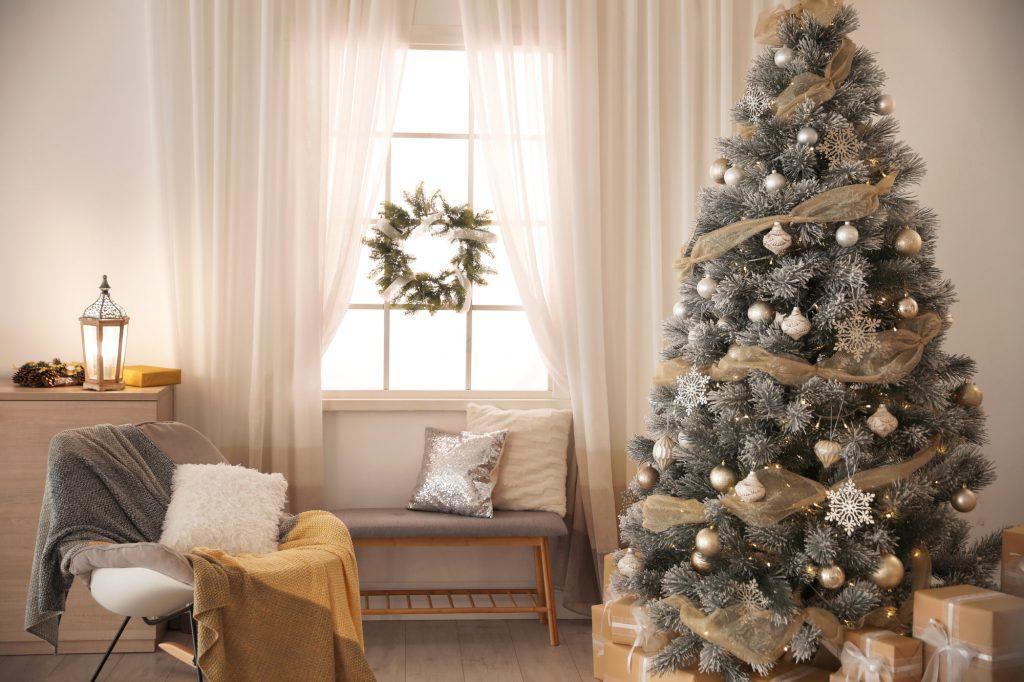 Entspannt durch die Weihnachtszeit im Wohnzimmer