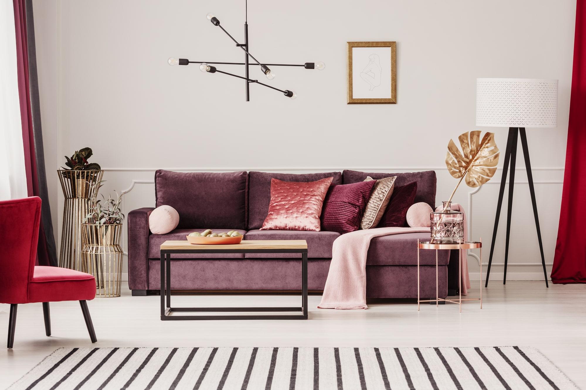 elegante Möbel Vorschau