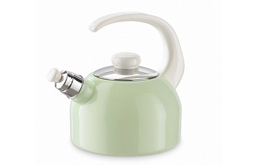 Riess Flötenkessel 2 Liter Pastell grün