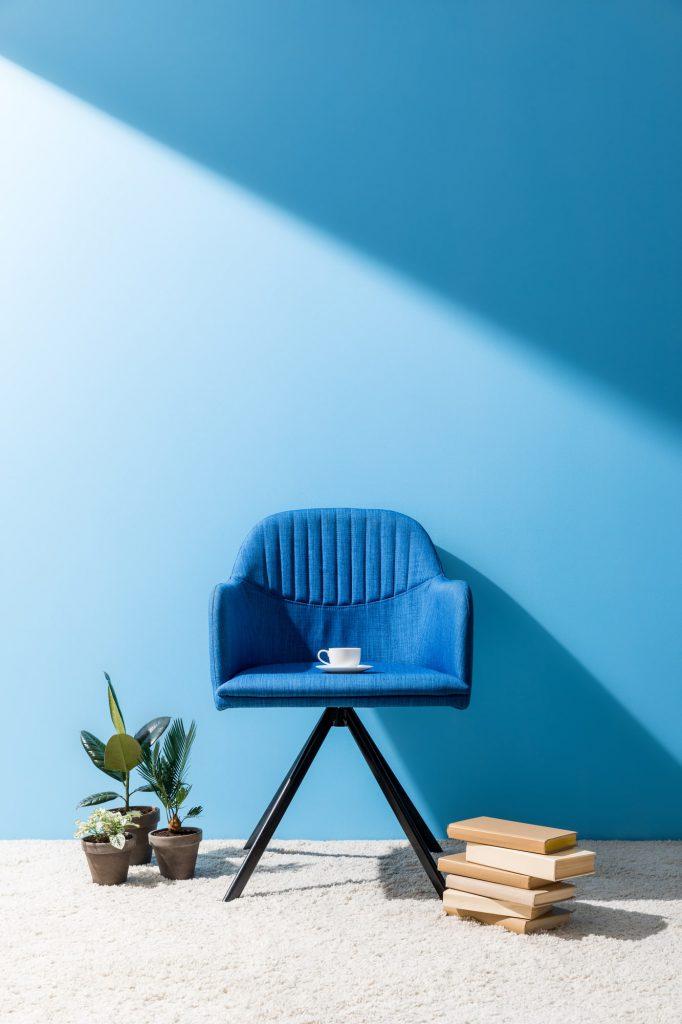 Farben 2020 Classic Blue