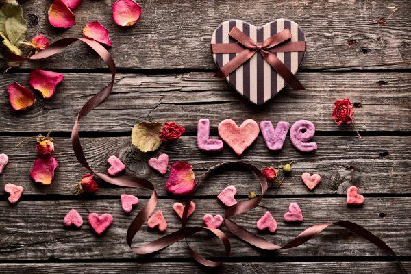 Valentinstag Geschenke selber machen Vorschau