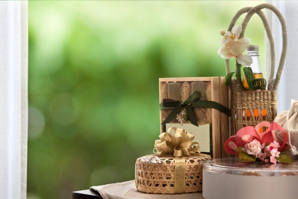 Care-Paket als Geschenkideen zum Muttertag