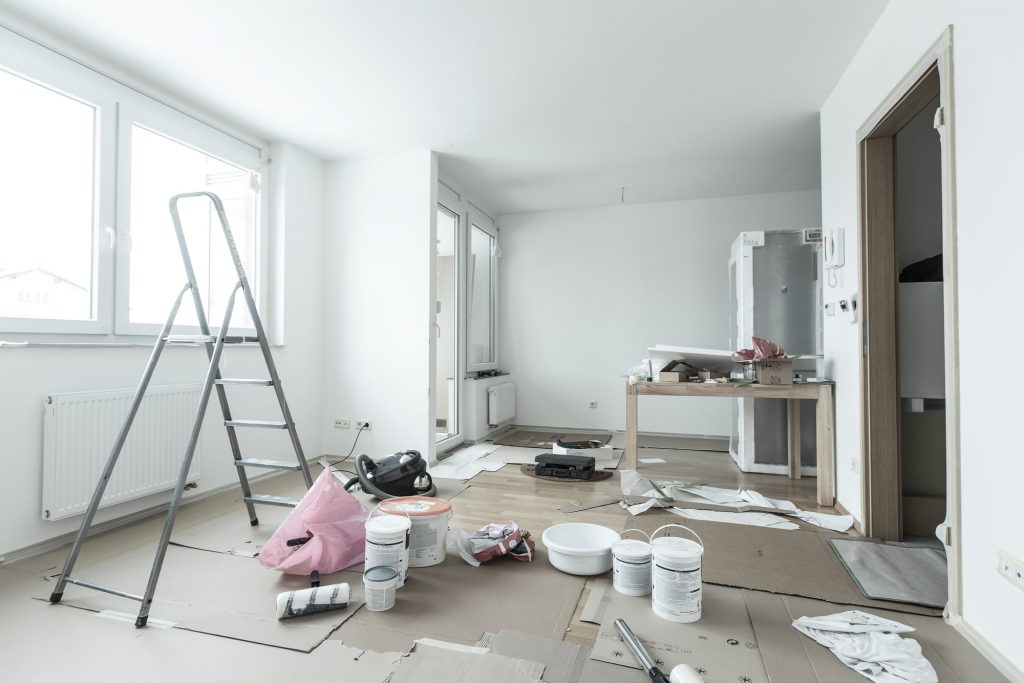 Alte Räume neu gestalten mit einer Renovierung