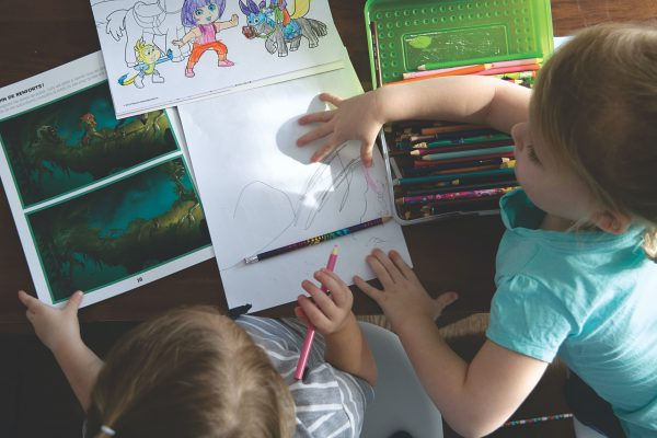 Arbeitsplatz für Kinder einrichten Vorschau