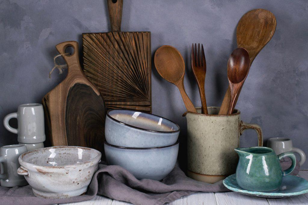 Holzbesteck für mehr Nachhaltigkeit in der Küche